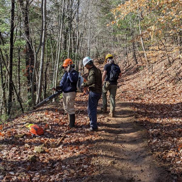 Trail Work Days